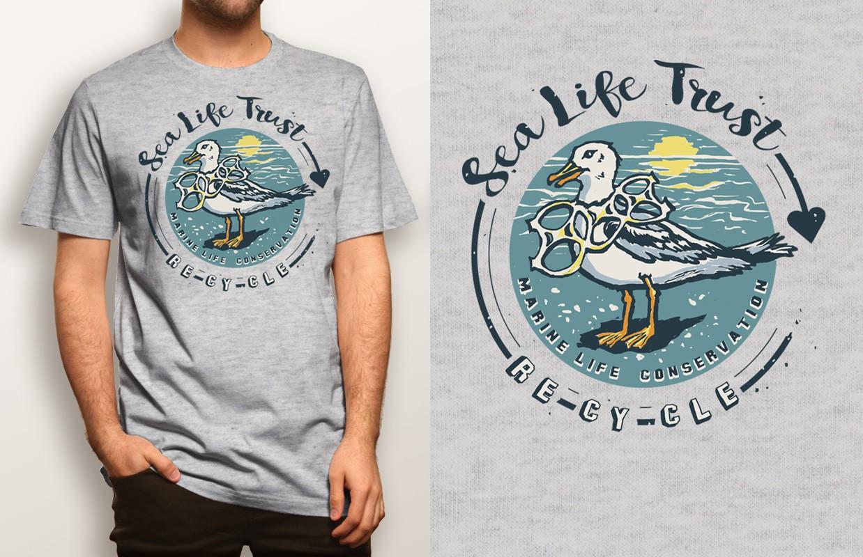 Small Retail Business Needs a T-Shirt Design