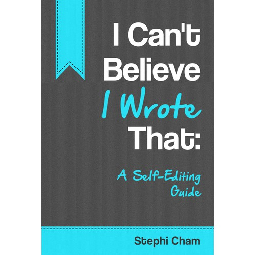'I can't believe I wrote that' book cover