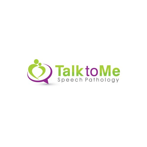 logo for Talk to Me Speech Pathology