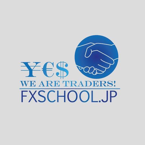 fxschool.jp Logo
