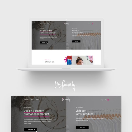 Product Designer  Website