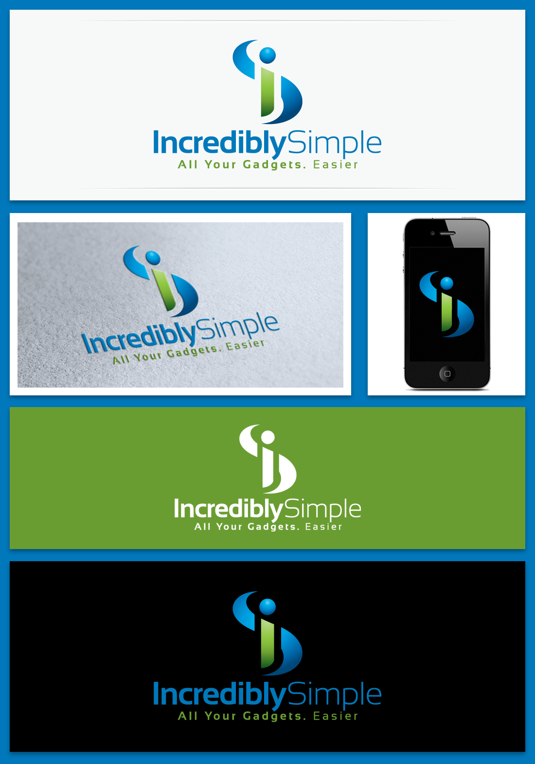 Logo wanted for IncrediblySimple