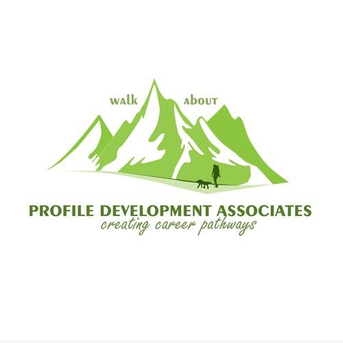 Nature Logo Design for PDA
