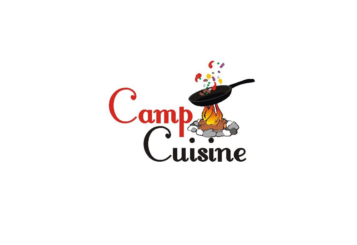 Create the next logo for Camp Cuisine