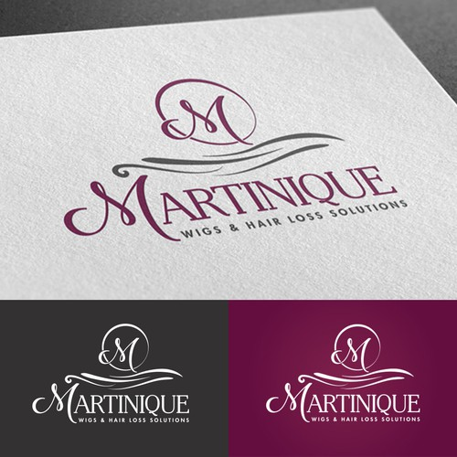 Logo For Martinique Wigs & Hair Loss Solutions