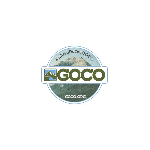 Outdoor Rec + Conservation nonprofit needs sticker refresh