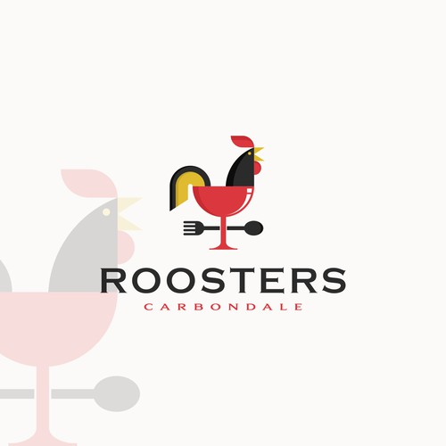 Roosters design