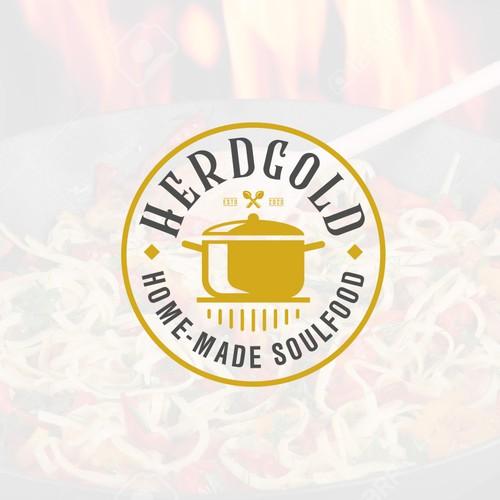 Logo for home-made food