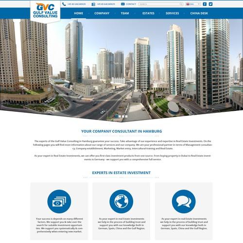 GVC Web Template