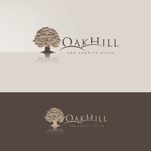 "DESIGN A LOGO FOR MY HOUSE  ""OAKHILL"""