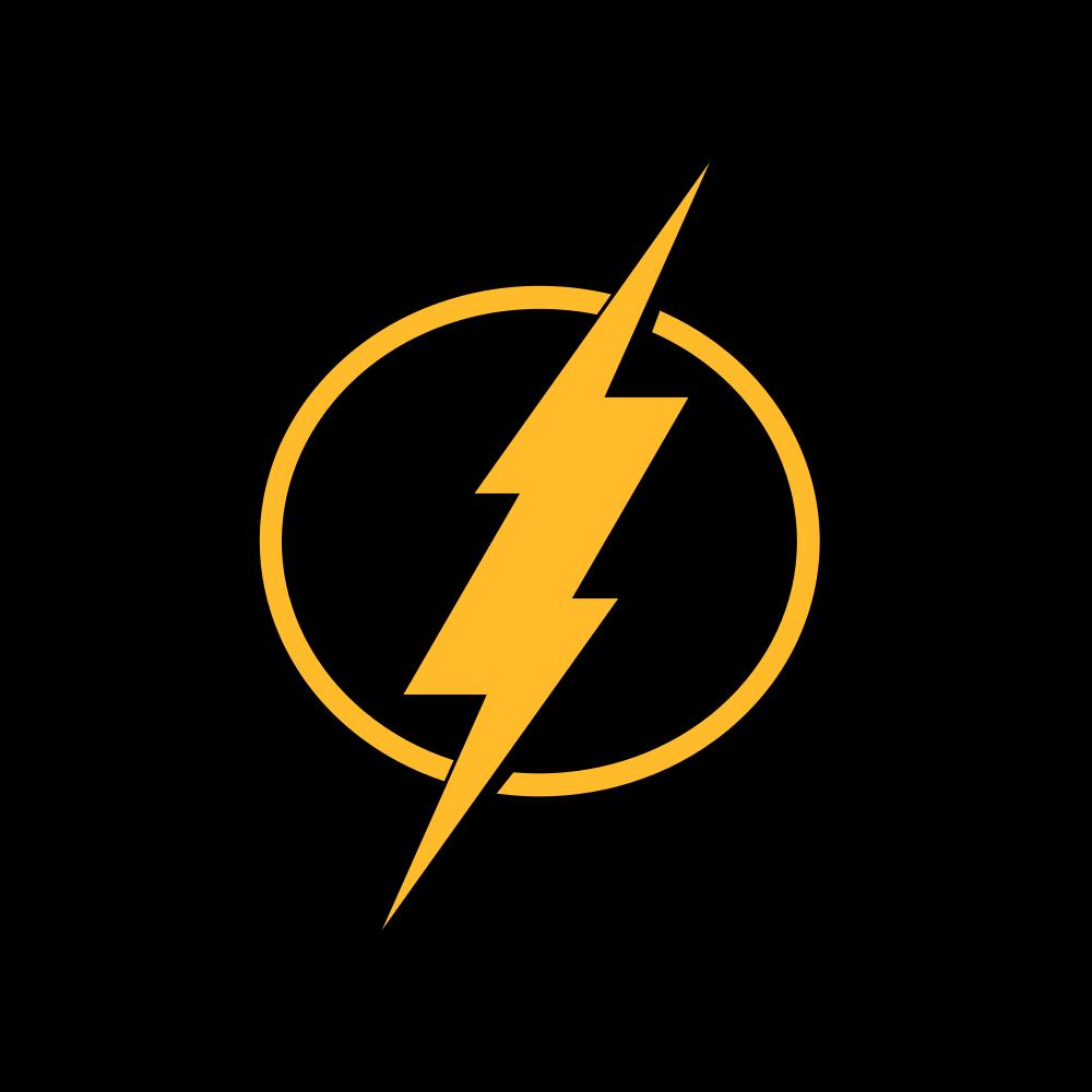 New lightning bolt icon