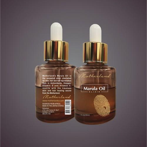 Marula Oil Elixir
