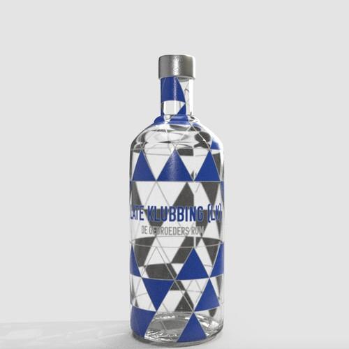 Package Design for De Gebroeders Rum