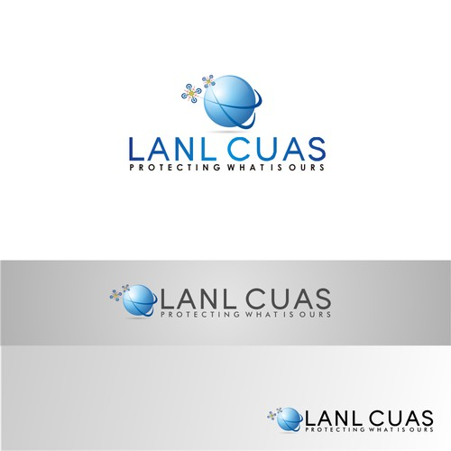 Smart logo for LANL CUAS