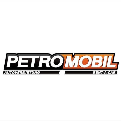 Help PETROMOBIL - Rent-a-Car with a new logo