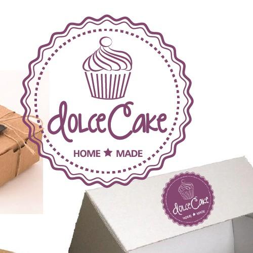 "CREATE A WINNING LOGO DESIGN FOR ""DOLCE CAKE"" COMPANY"