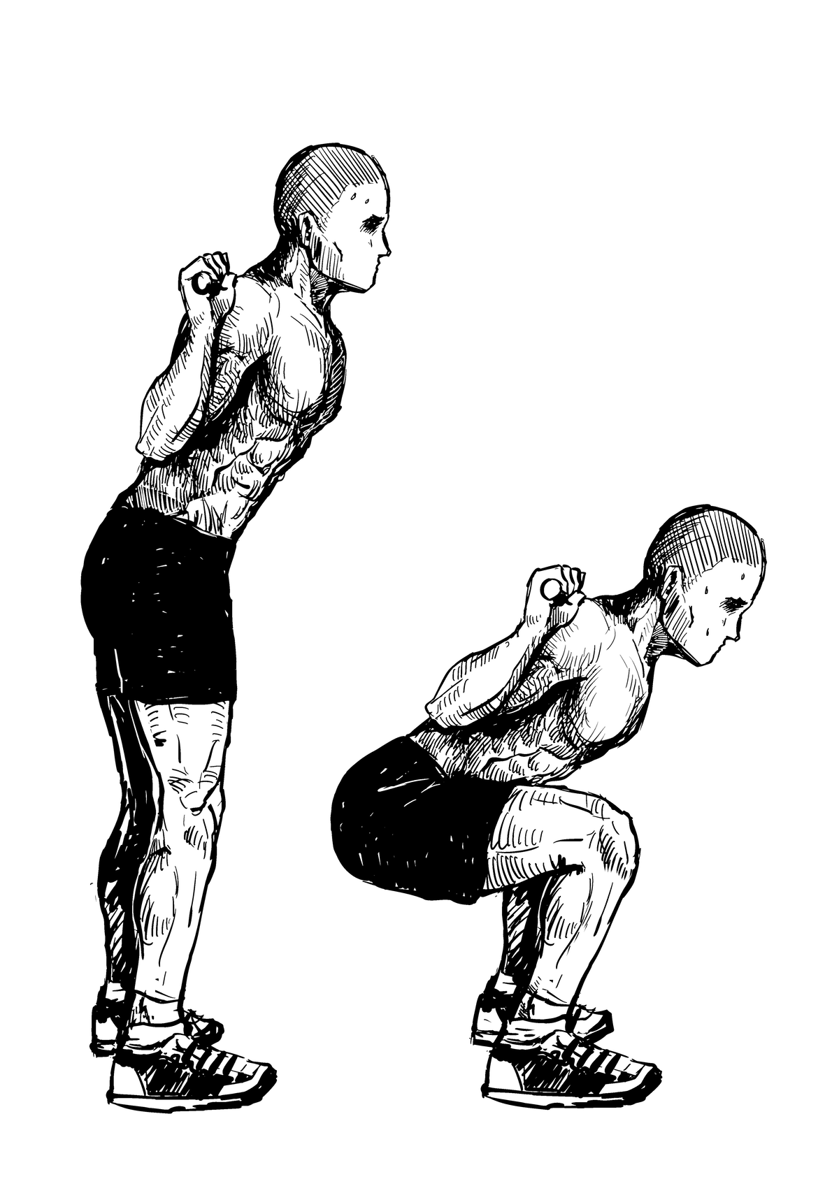 Easy Strength Illustrations
