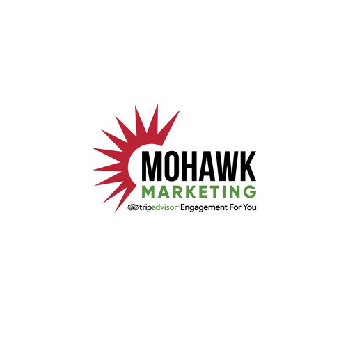 Mohawk Marketing Logo