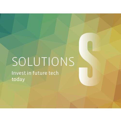 An Emirati Software seeking a worldwide branding