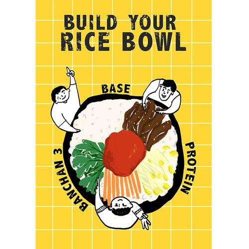 Instructional Restaurant Poster