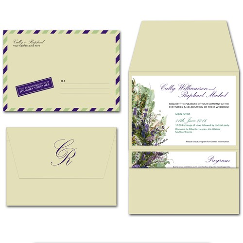 Wedding 'identity' design