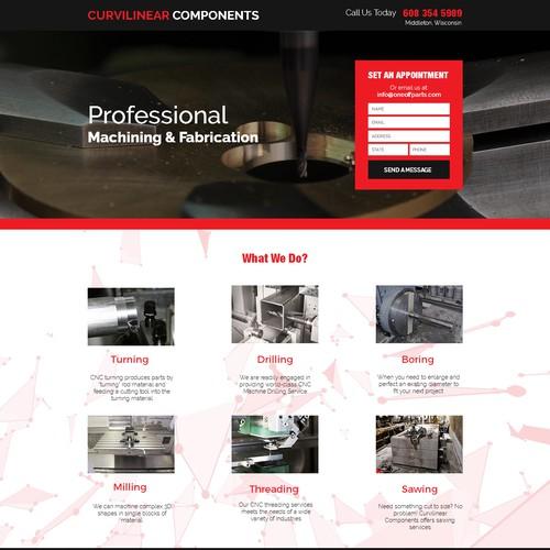 CNC Machining Sho