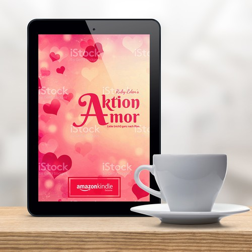 Amazon Kindle Book Cover