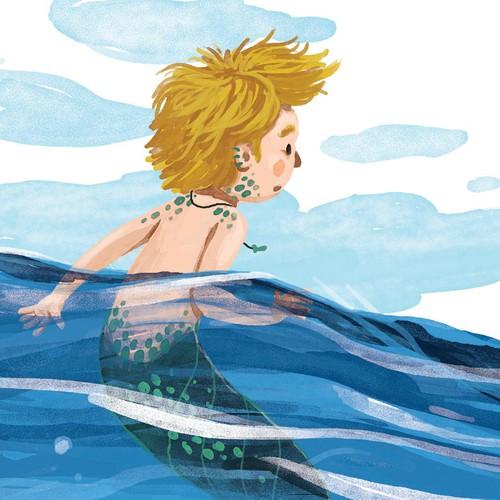 Mermaid Boy