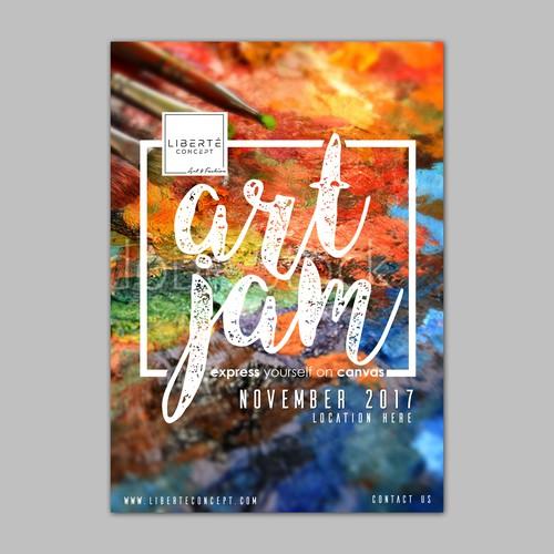 Art Flyer Design