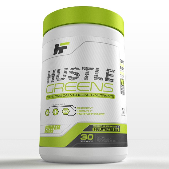 Hustle Fuel: All 3D Images and Bundles