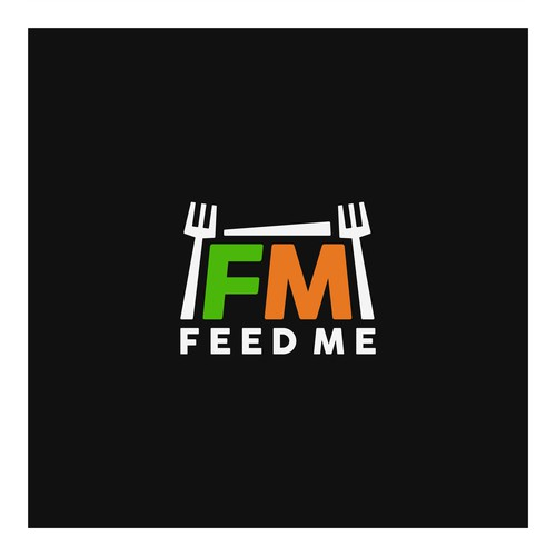 Logo for Feed Me