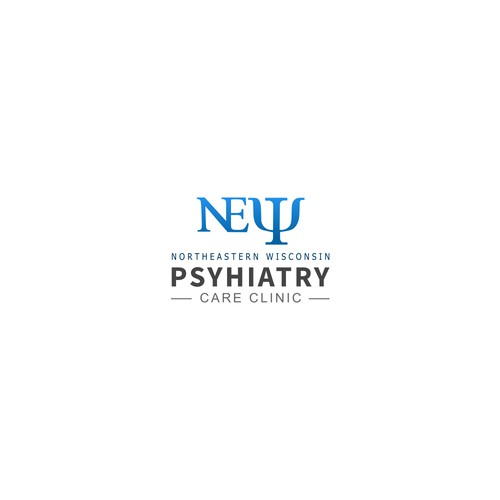 New northeatern wisconsin psyhiatry care clinic logo