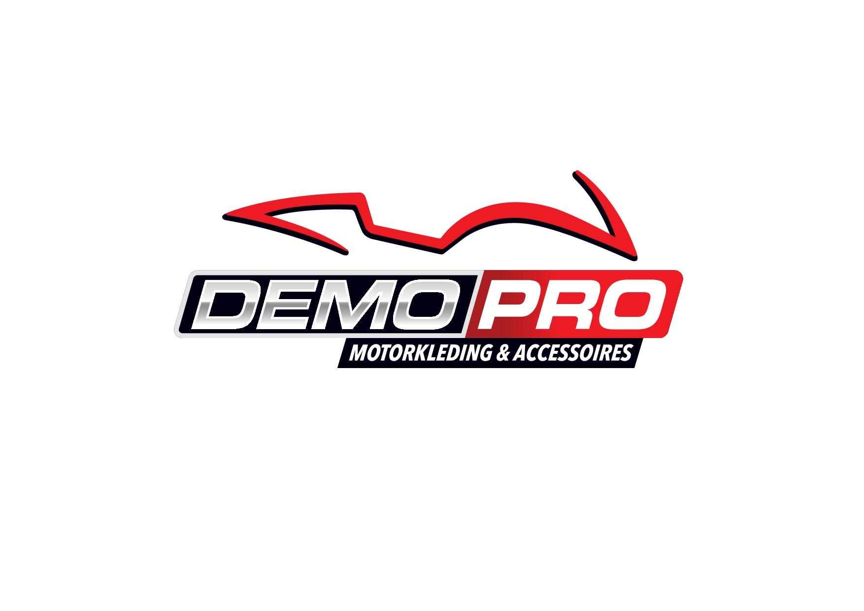 ontwerp een krachtig logo voor een detailhandel in motorkleding en accessoires