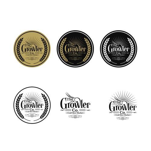 The Growler Co. Logo
