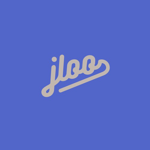 "Logotype for ""jloo""."