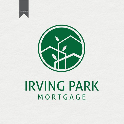 New logo and webpage for an innovative new mortgage company that works with care and diligence for clients.
