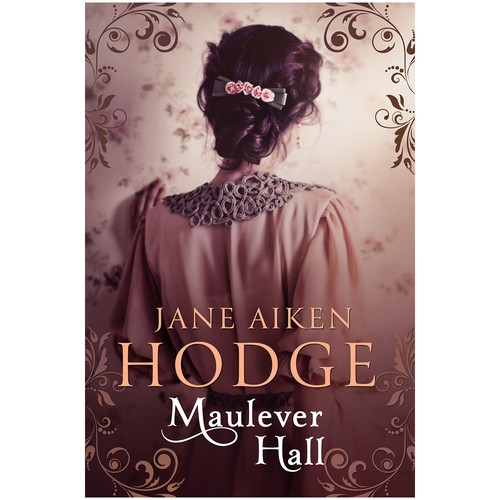 Maulever Hall-Historical Romance Cover