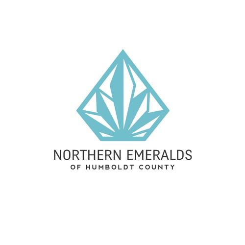 Logo Design For NORTHERN EMERALDS