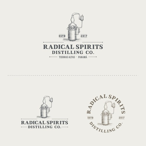 Logo Radical Spirits