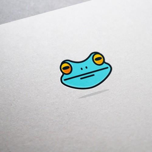 Frog Logo Design