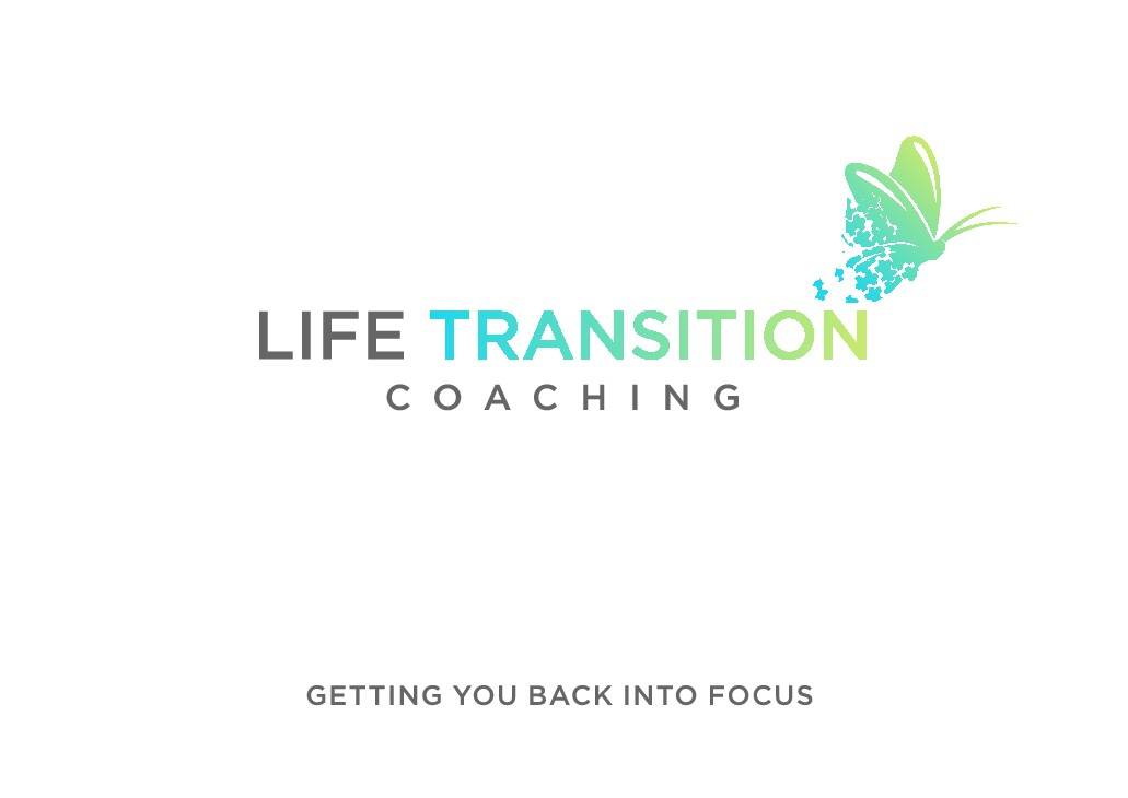 Life transition coach looking for a graphic that catches attention