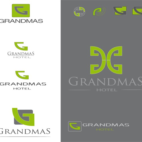 Create the next logo for GrandmasHotels.com