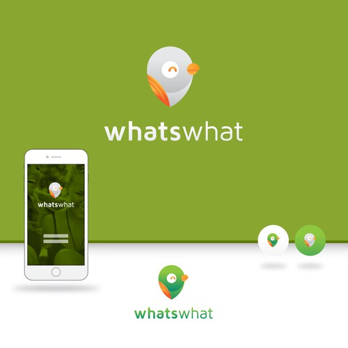 Logo Concept for Whatswhat app