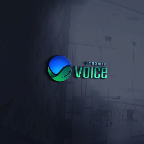 Logo for voice dynamix