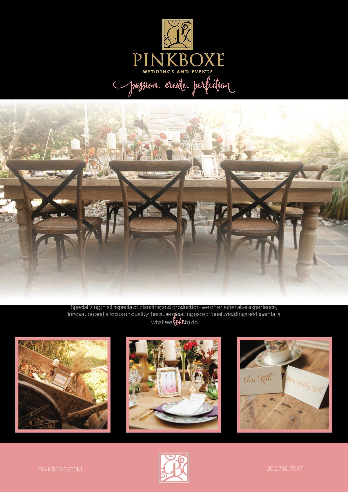wedding package PDF