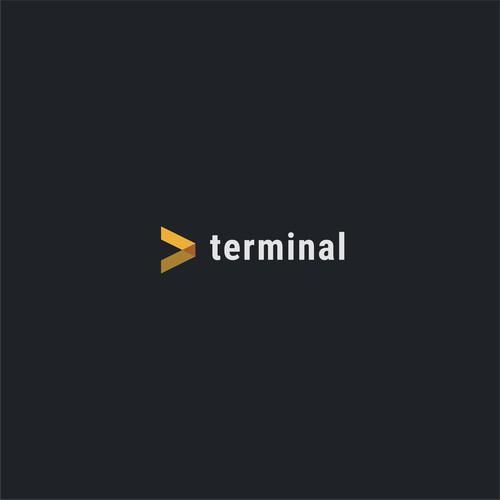 Logo for Terminal