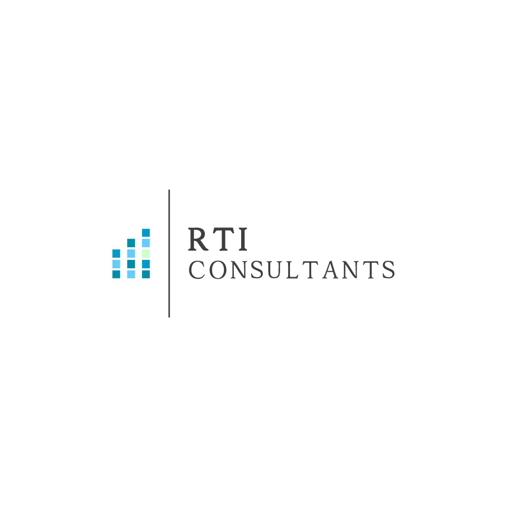 RTI Consultants need a simple, professional wesbite and logo