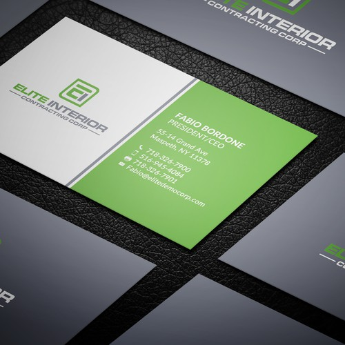 Businesss card Design