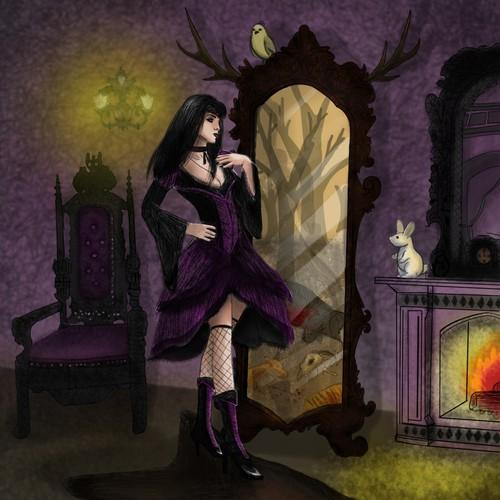 Lady Susan Illustration
