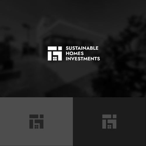 Logo design home investments